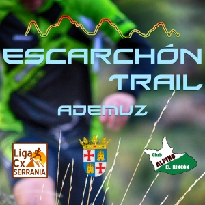 Escarchón Trail Logos 2