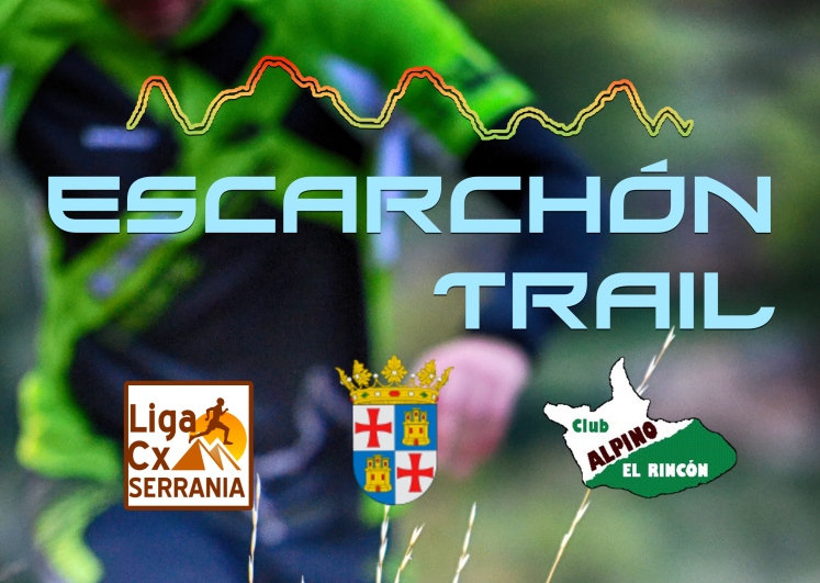 Escarchón Trail Logos